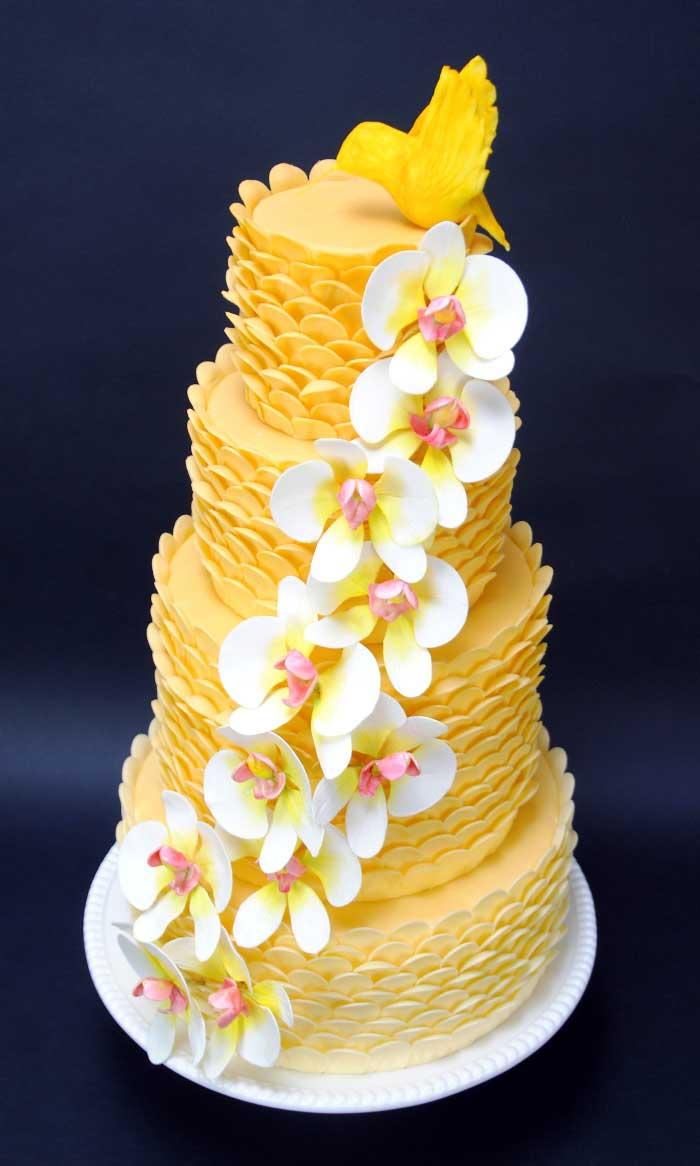 mmt-tiered-yellow-flowers-bird